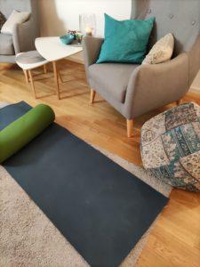 Yoga im Odenwald